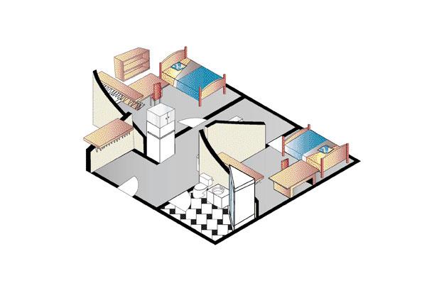 Frontenac Floor Plan