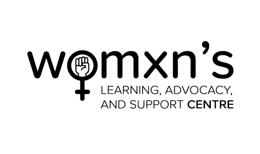 logo of Womxn's learning, advocacy and support centre