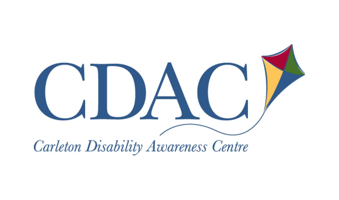 logo of Carleton Disability Awareness Centre