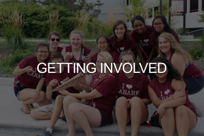Click to go to Getting Involved