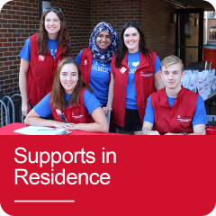 Click here to go to Supports in Residence