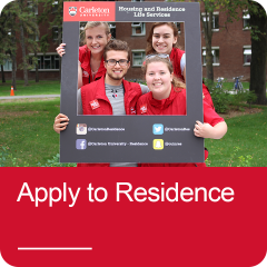 Click to go to Apply to Residence
