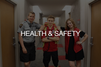 Click to go to Health & Safety