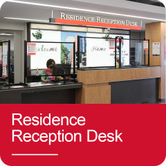 Click to go to Residence Reception Desk