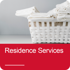 Click to go to Residence Services