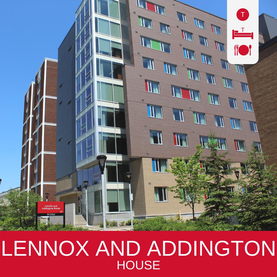 Lennox and Addington House