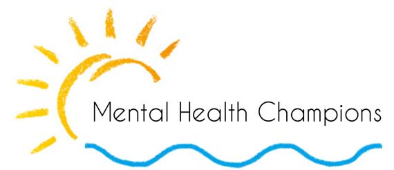 Mental Health Champion logo