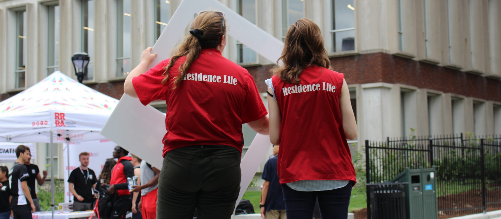 Banner image for Residence Life Support