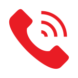 phone icon with a link to call Residence Reception Desk